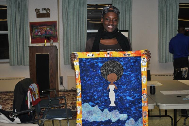 Rahima's quilt