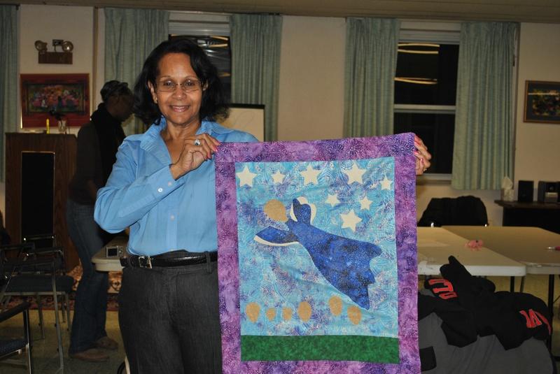Shelia's quilt